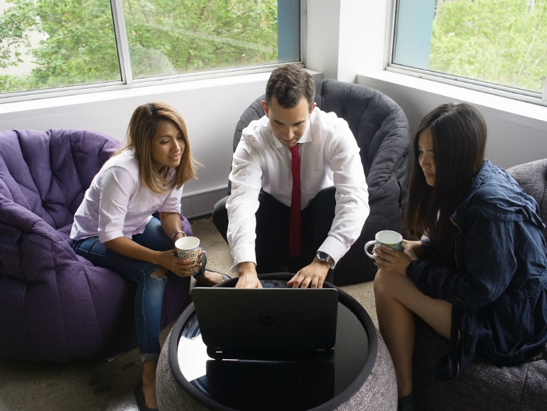 melbourne office collaboration